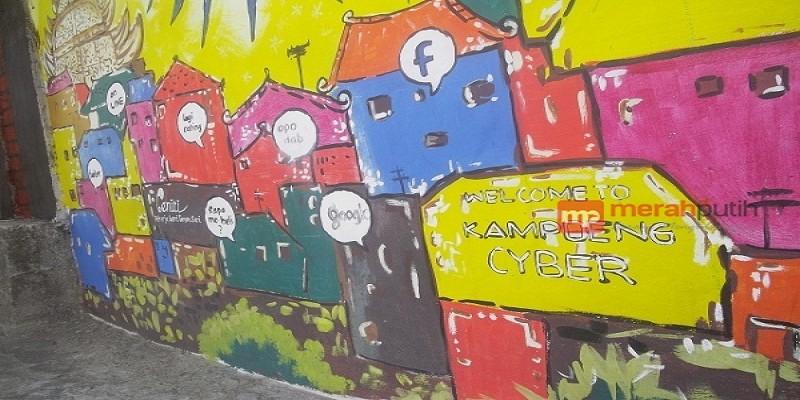 Kampung Cyber, Wisata Kampung Melek Teknologi di Yogyakarta