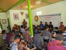 Kunjungan Kerja Dinas Komunikasi dan Informatika Pemerintah Kabupaten Gianyar, Provinsi Bali