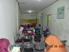 Penyuluhan GSI Kelurahan Patehan tanggal 27 Februari 2020
