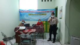 Pelatihan Bimbingan Teknis Posyandu On Line Kelurahan Patehan
