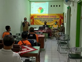 Pelatihan Pertolangan Pertama Gawat Darurat (PPGD) Kel Patehan 2021