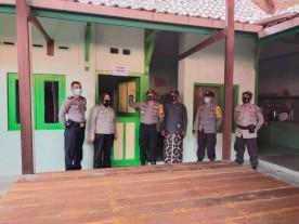 Kunjungan Ka Bag Operasional POLRESTA Kota Yk