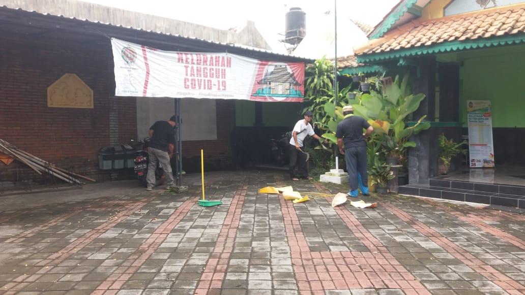 Kerja Bakti Wilayah Kel Patehan