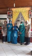 Pelantikan dan Pengukuhan TP PKK Kel Patehan 23-3-2021